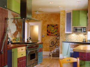 Images Of Colorful Kitchens Colorful Kitchens Hgtv
