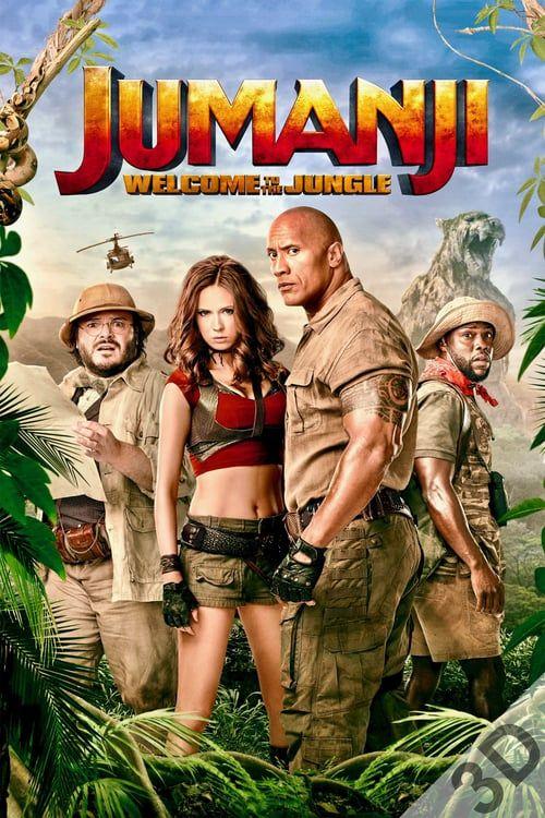 Jumanji Welcome To The Jungle Pelicula Completa 2017 Español