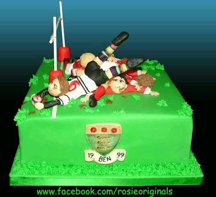 welsh rugby wedding cake topper 14 best all and rugby themed images on 27014