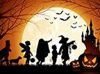 Te damos un par de tips para lograr que tus fiestas de Halloween tengan un toque aterrador.