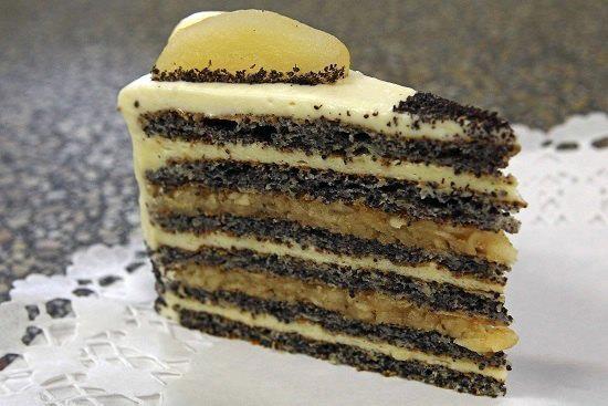 Az ország tortája 2012 - szabolcsi almás máktorta - The Cake of Hungary 2012 - szabolcsi apple poppy-seed cake