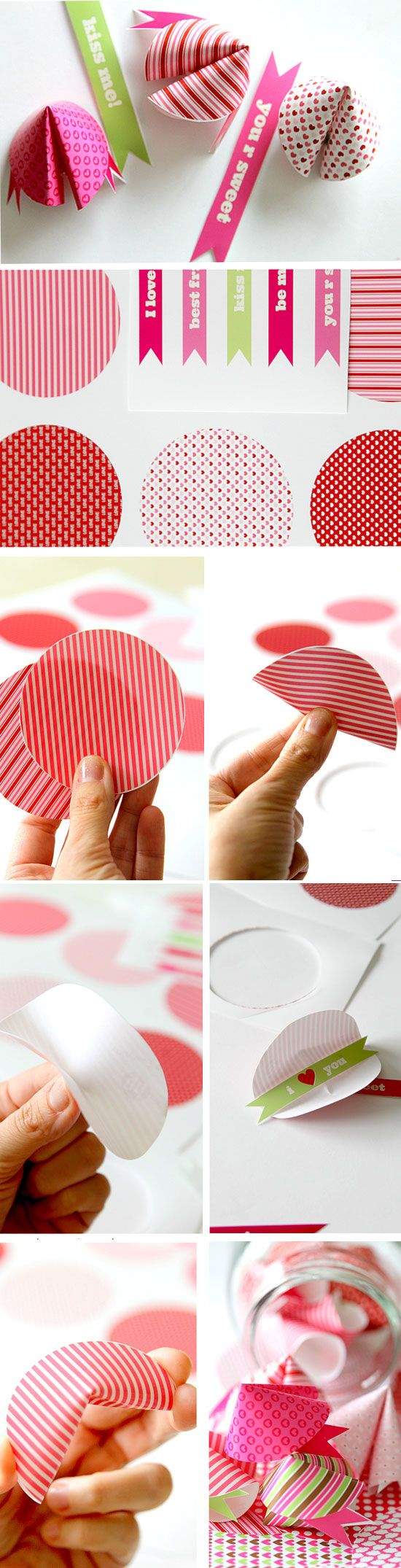 Fortune Cookies Click Pick For 26 Diy Romantic Valentines Day Ideas For Him Handmade