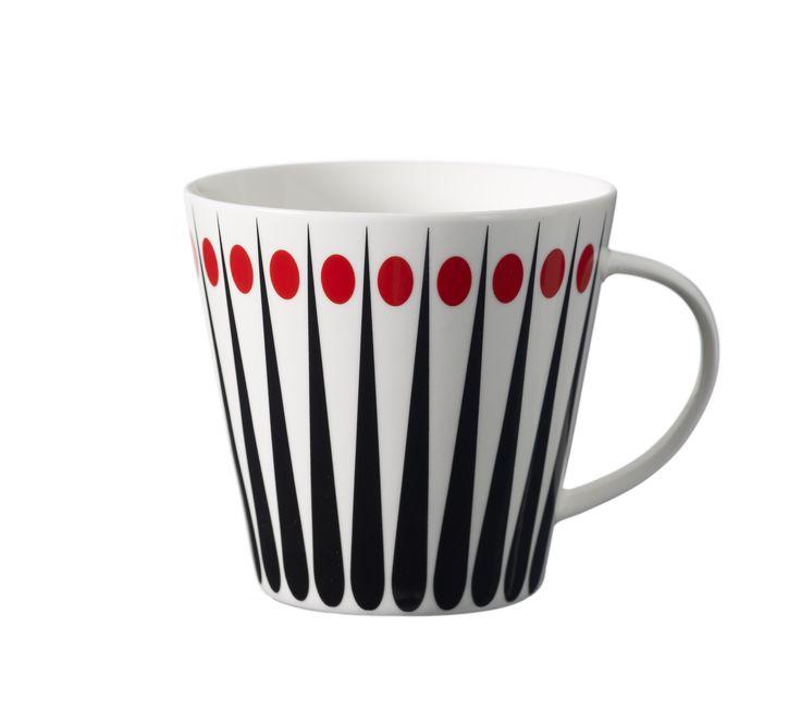 Mug - Amanda - Tomato