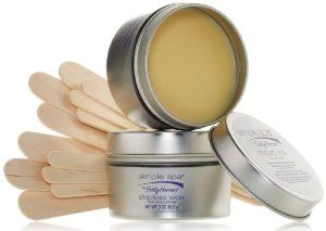 Sally Hansen Simple Spa Wax Refill Kit