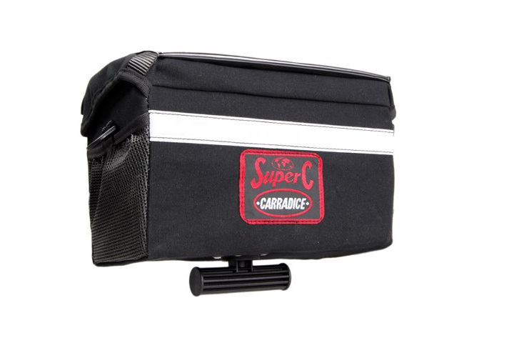 Carradice Super C Handlebar Bag with Klickfix