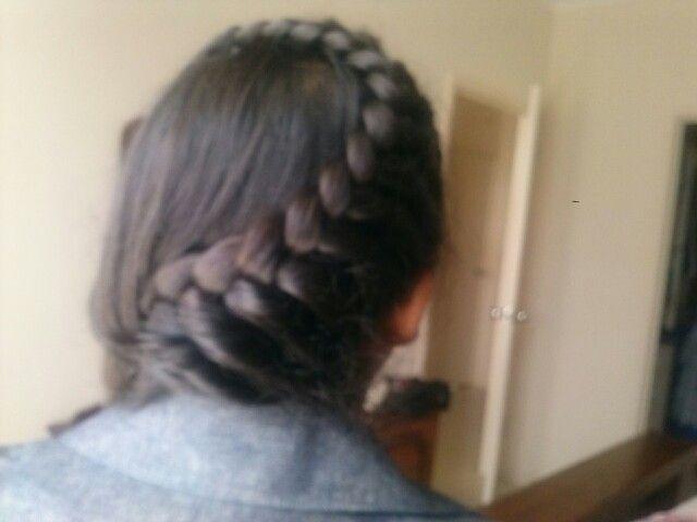 Komal kumar photo my mum did my hair