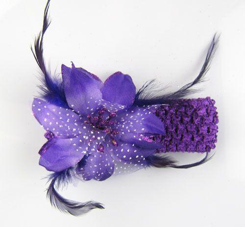 dribbleanddrool - Purple Flower