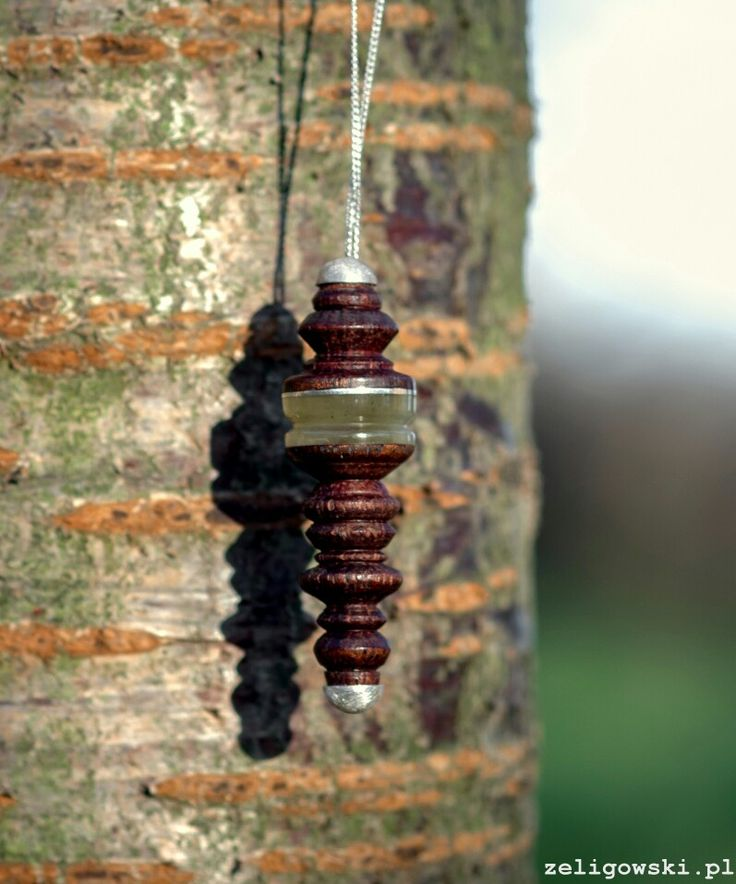 #amber #silver #wood