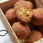 Вегетарианские и сыроедческие рецепты: Индийские нутовые конфеты
