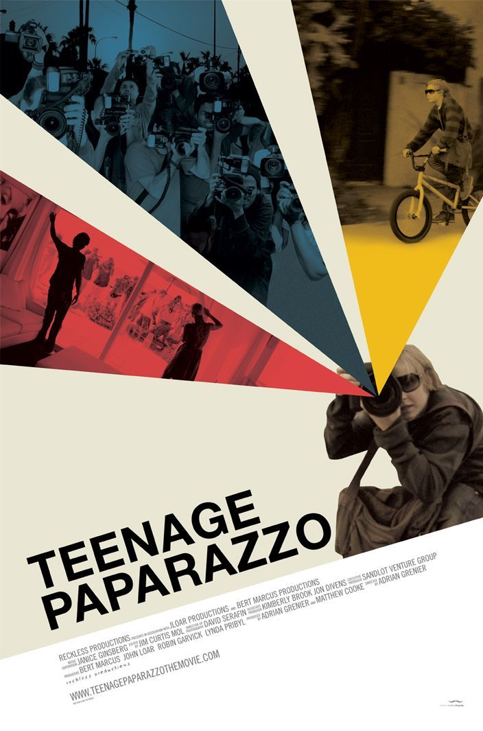 Teenage Paparazzo, A Documentary by Adrian Grenier About 14 Year-Old Paparazzi Photographer Austin Visschedyk