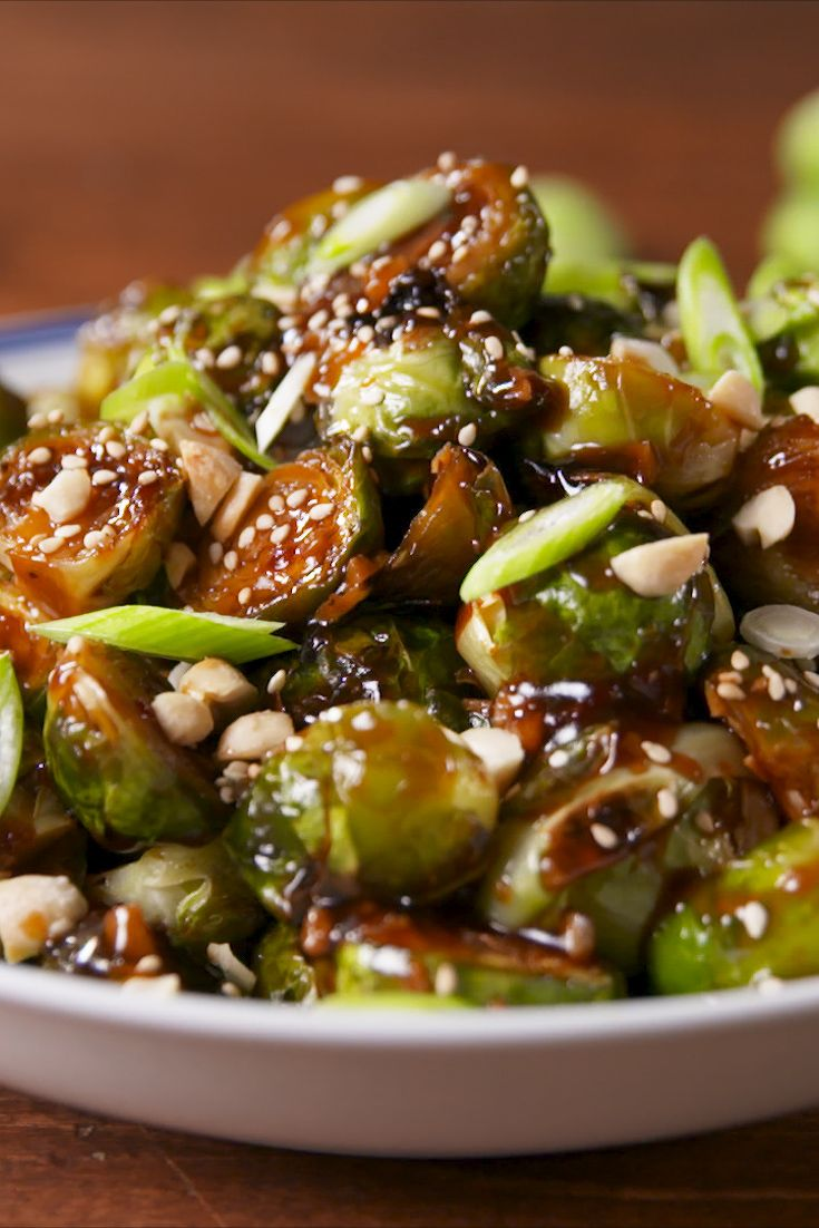 41 Ways To Dress Like A Fashion Editor Modeled By Us: 41 Addicting Ways To Eat Brussels Sprouts