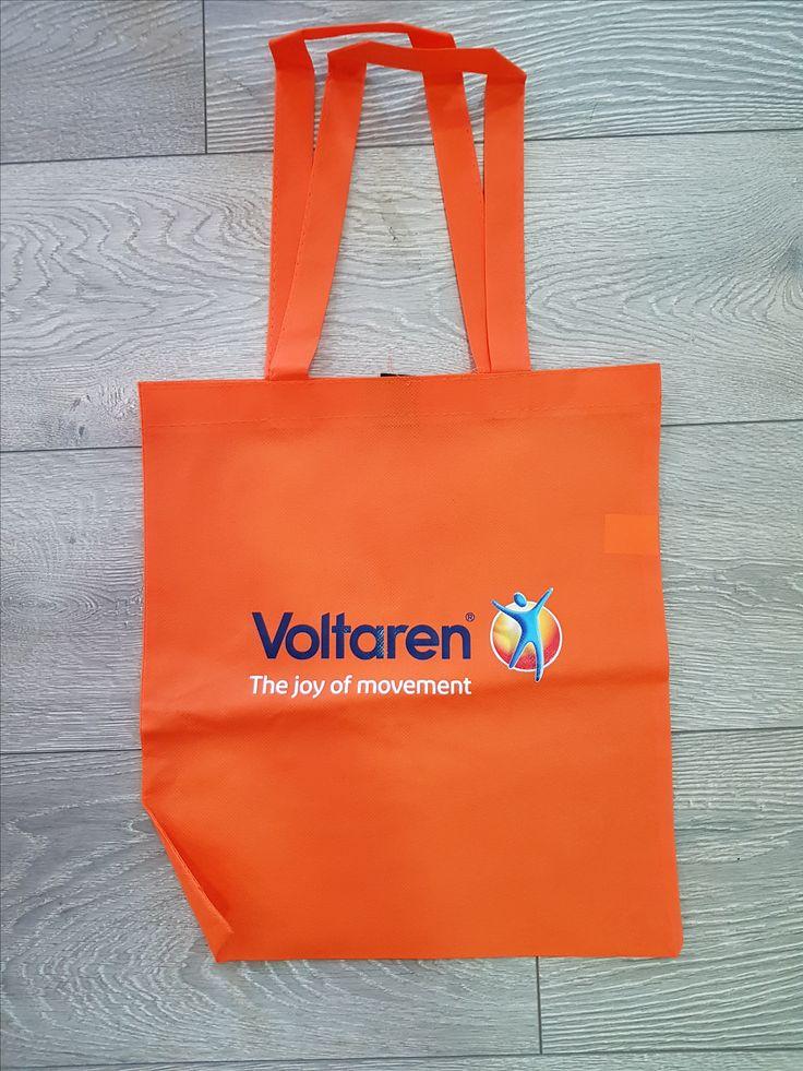 Shopper bag for Voltaren