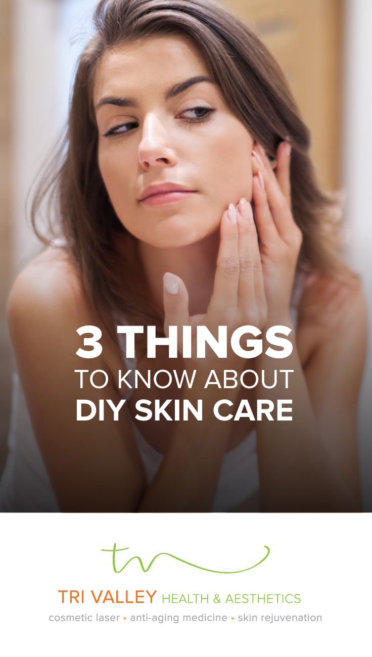 3 things to know before you try the latest DIY skin product! #skincare