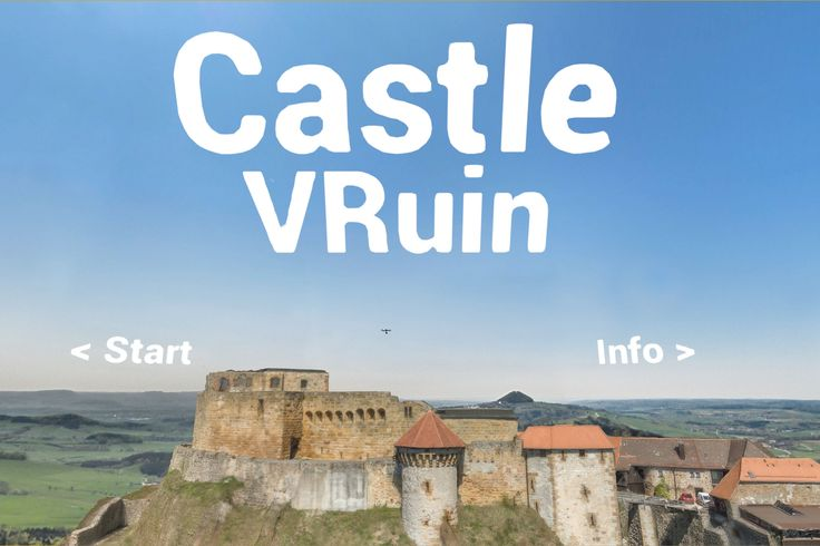 "Castle VRuin - A GearVR experience for ""VR Jam 2015"""