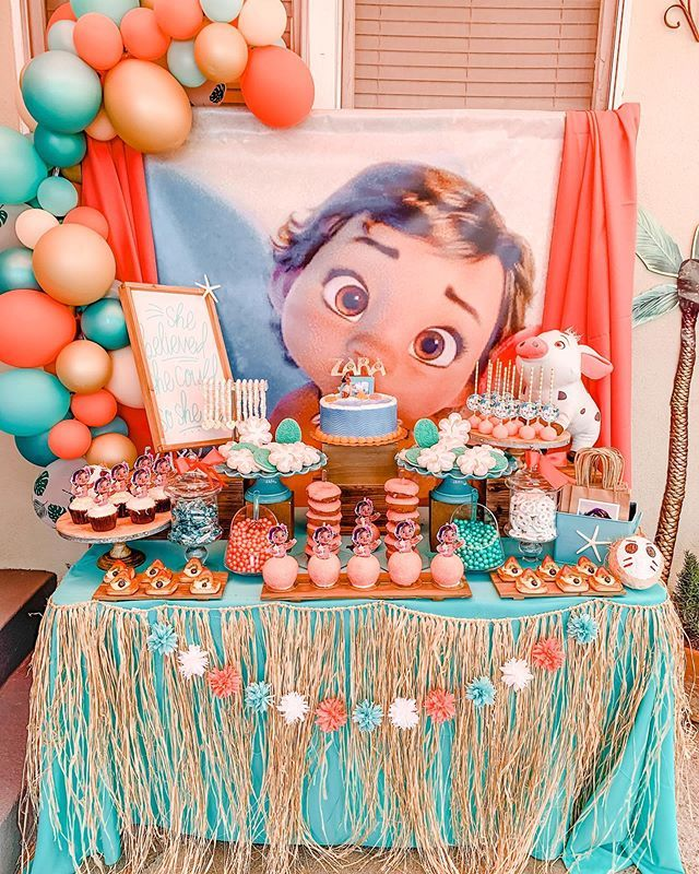 Pin By Angelica Garcia On 15 Anos First Birthday Party Themes 1st Birthday Party Themes Moana Birthday Party Cake