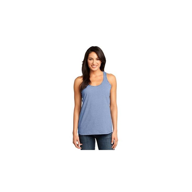 District Made - Ladies Mini Stripe Gathered Racerback Tank. DM421  If you would like to place a order for this shirt please email us atsales@adaprint.comor give us a call at 281-353-4646. We also have a location on Aldine Westfield in Spring. 23333 Aldine Westfield Spring TX 77373. https://www.houstonprint.com/100-cotton/848-district-made-ladies-mini-stripe-gathered-racerback-tank-dm421.html