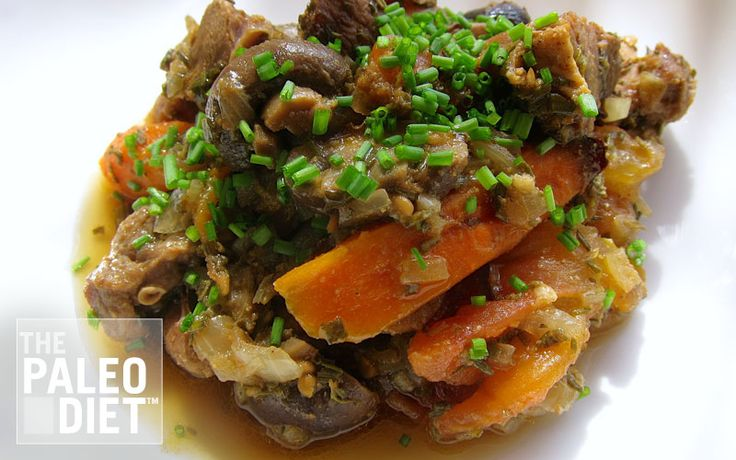 Lamb Roast with Veggies and Mushrooms: Simple, One-Dish Meal