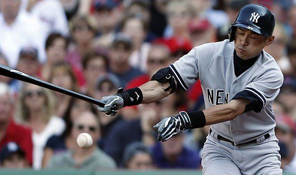 Ichiro Suzuki hits 4,000 mark!  Japanese baseball superstar Iciro Suzuki reached a statistical milestone after he hit his 4,000th in his pro career!   Baseball Level: ASIAN