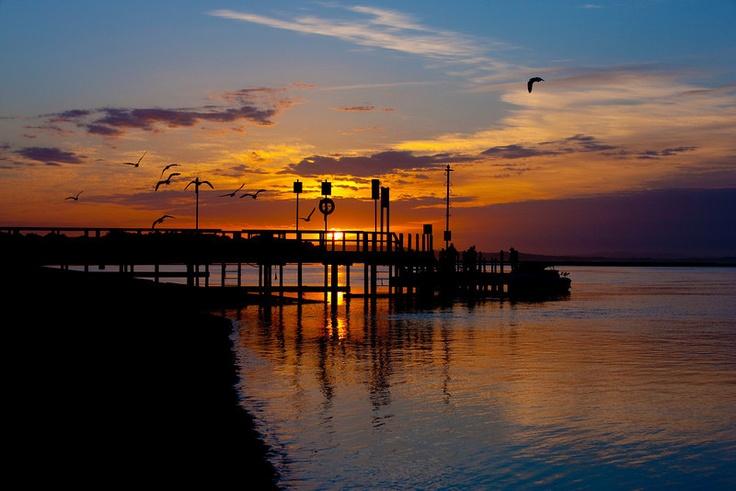 Dawn, Inverloch Pier