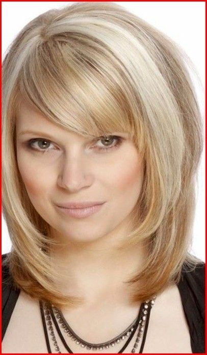 Haircuts with Bangs: Can Be Applied With Layers or Blunt One  #hairstyles #braidedhair #braided #hair