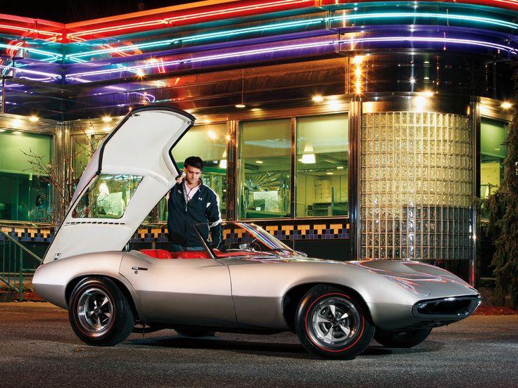 1964 Pontiac Banshee Concept Car