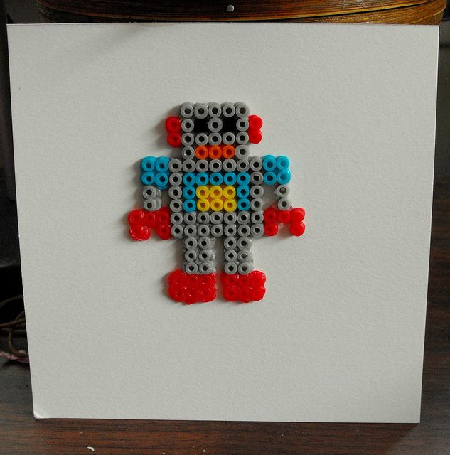 Craftzilla Conquers the World: April 2012