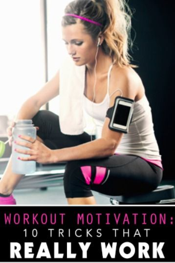 workout motivation tricks Fitness motivation inspiration fitspo crossfit running workout exercise lifting weights weightlifting