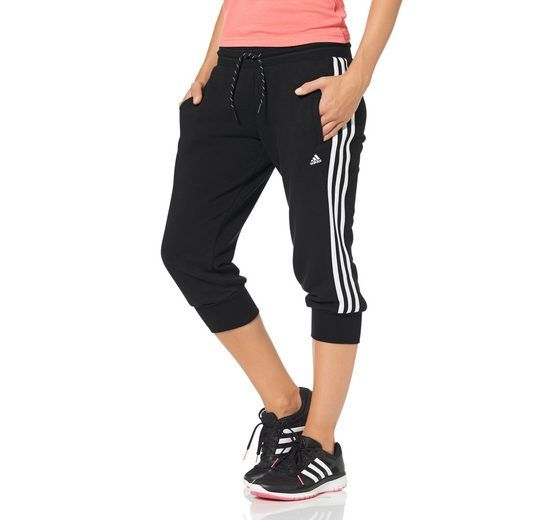 adidas Performance ESSENTIALS 3S 3/4 PANT 3/4-bloomers
