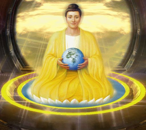 BUDDHA EARTH II.