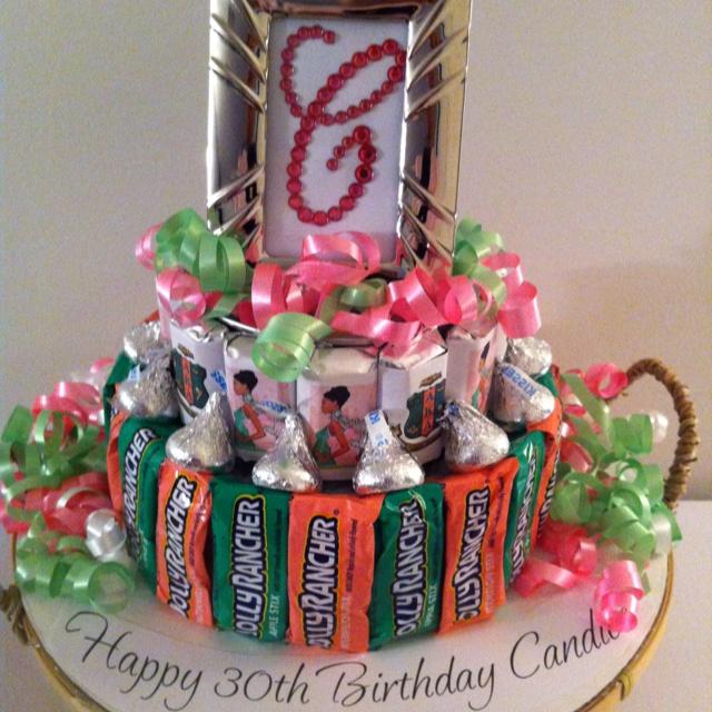 AKA Candy Cake