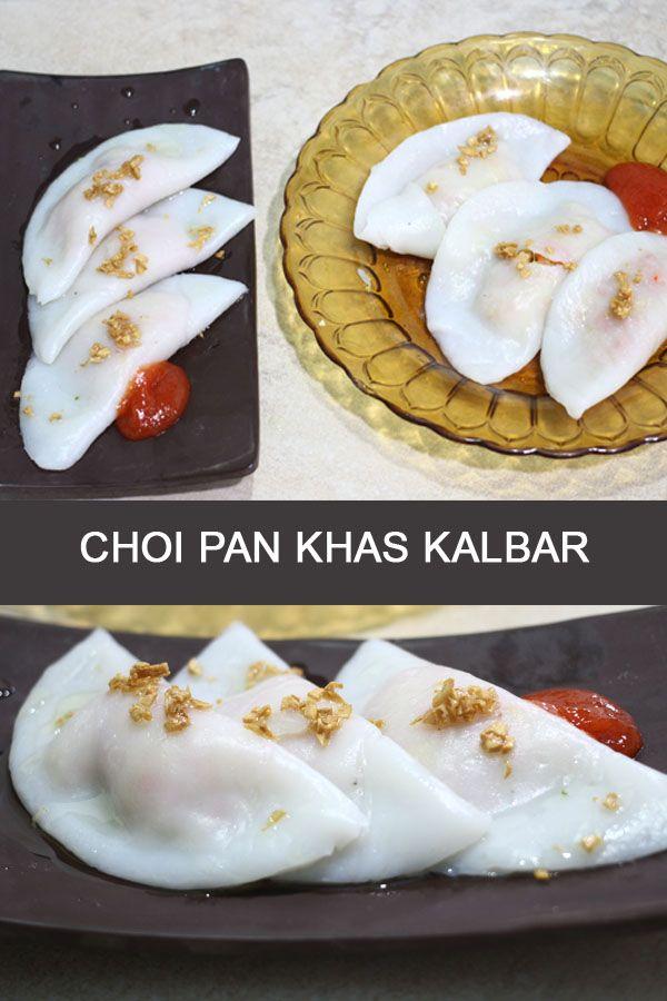 Resep Choipan Chai Kue Makanan Khas Kalbar Resep Masakan Makanan Kue