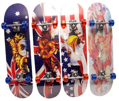 how to choose a skateboard size for a child
