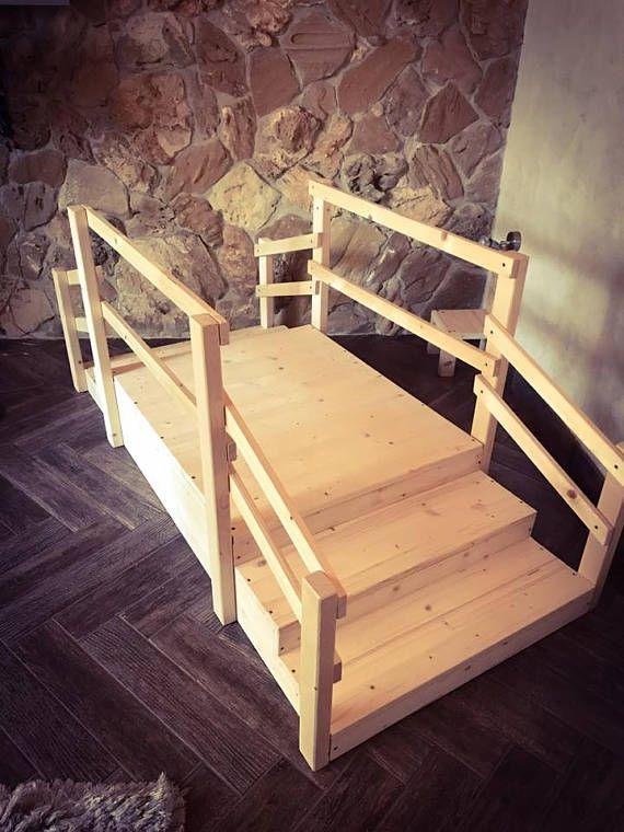 Descendent Les Jeupikler« Escaliers Montessori Inspiré yfYb6g7