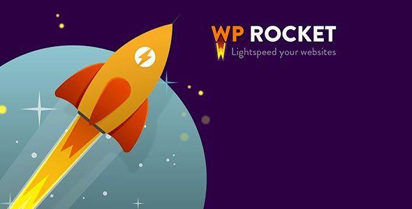 افزونه افزایش سرعت سایت وردپرس WP Rocket, بهترین افزونه افزایش سرعت سایت وردپرس WP Rocket #wordpress #wordpresstools #plugin #free #wprocket