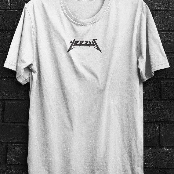 Yeezus tour shirt Yeezus shirt Yeezy shirt Kanye by CRAFTINGbros