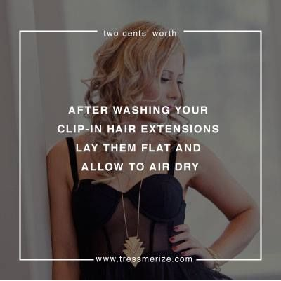 Clip In Hair Extensions Tips Day 19 #hairextensions