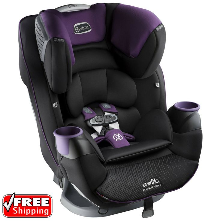 Evenflo Platinum SafeMax All-In-One Convertible Baby Toddler Car Seat Madalynn | Baby, Car Safety Seats, Convertible Car Seat 5-40lbs | eBay!