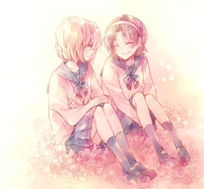 ♡@CharmingMystery♡: Ai-chan & Ayumi-chan!
