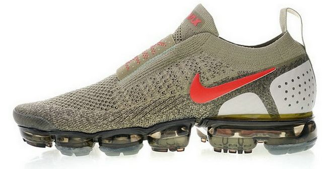 d90d407490c Low Price Nike Air Vapormax Moc 2 Neutral Olive Habanero Red AH7006 ...