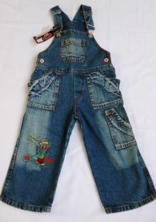 17 melhores ideias sobre jardineira jeans infantil no for Jardineira jeans infantil c a
