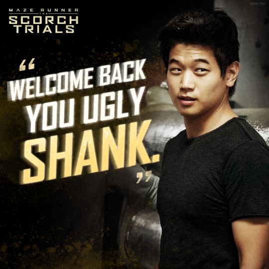 MAZE RUNNER: THE SCORCH TRIALS | Official Movie Site | 2015