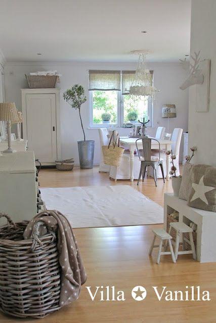 Schwedenhaus inneneinrichtung modern  232 besten Esszimmer Bilder auf Pinterest | Wohnen, Landhausstil ...