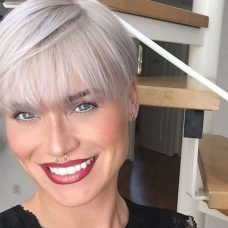 Mandy Kay Bart Short Hairstyles - 7
