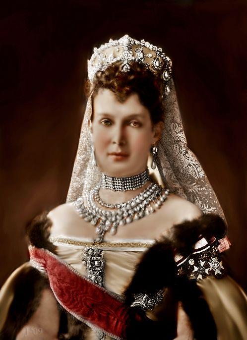 Grand Duchess Vladimir, Maria Pavlovna