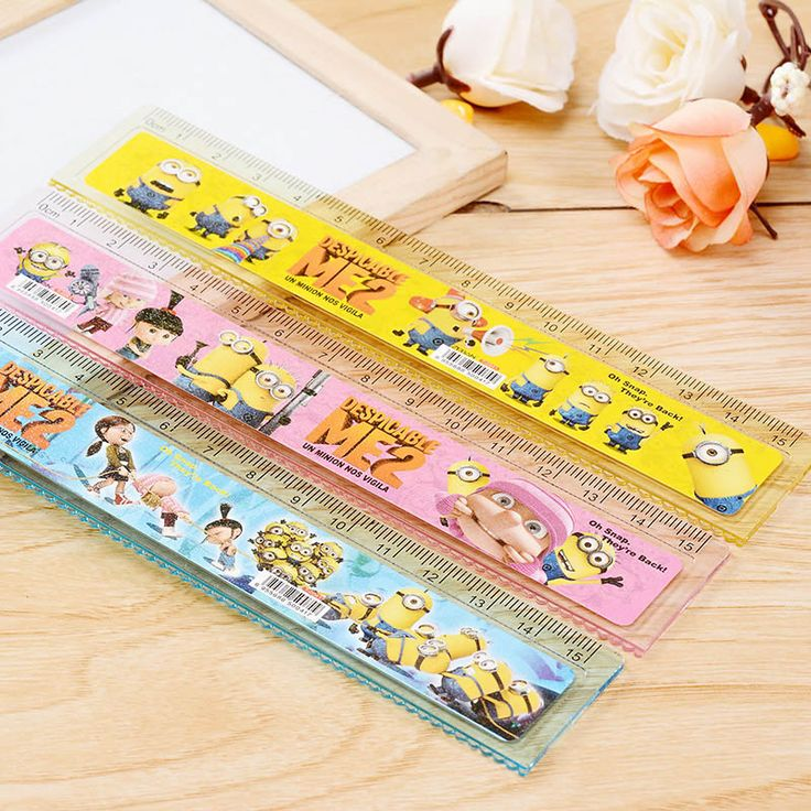 15cm Cute Kawaii Cartoon Minions Ruler For Kids Gift Novelty Item School Material Korean Stationery Free Shipping 1606 #>=#>=#>=#>=#> Click on the pin to check out discount price, color, size, shipping, etc. Save and like it!