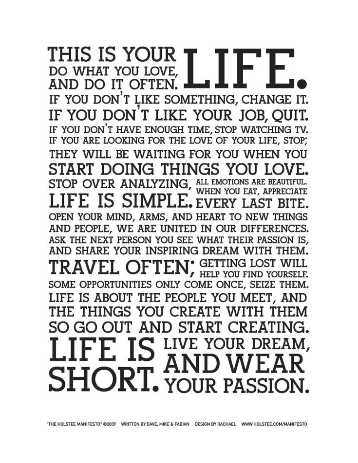 This is your life 2