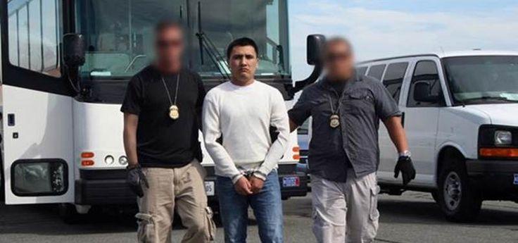 La Oficina de Operaciones de Procuración y Remoción (ERO) de la Agencia de Migración y Aduanas (ICE) de Estados Unidos deportó a un mexicano, buscado en el país por el cargo de homicidio.