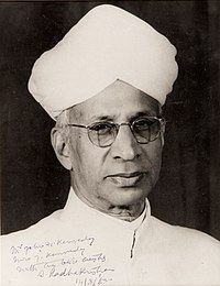 Sarvepalli Radhakrishnan 1962-1967