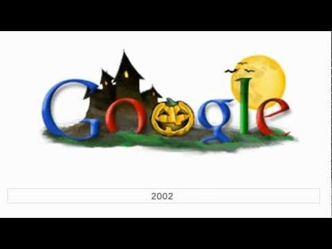 halloween google doodles - Google Search