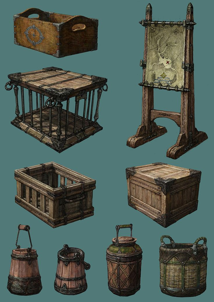 Props for Tera by crs1009 on DeviantArt